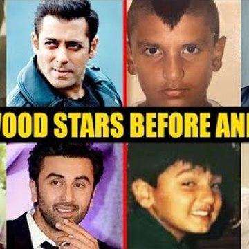 Amazing childhood photographs of famous Bollywood stars