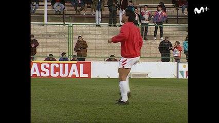 Informe Robinson: Maradona en Sevilla (II)