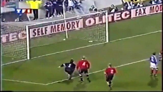Le but somptueux de Zidane contre la Norvège en 1998