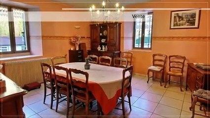 A vendre - Maison - Chézery-Forens (01200) - 8 pièces - 188m²