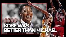 Scottie Pippen: Kobe was Better than Michael Jordan