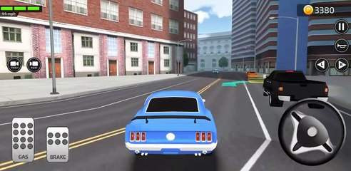 PARKING FRENZY 2.0 3D Game - Gameplay Walkthrough Part 1 iOS - Android