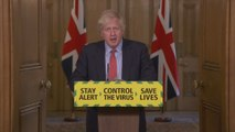 UK to reopen non-essential retail June 15: Johnson