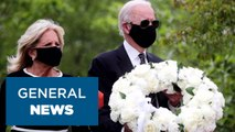 Coronavirus outbreak: Former VP Joe Biden marks Memorial Day with 1st public appearance in 2 months
