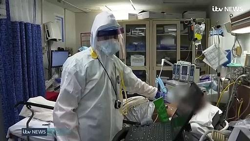 US coronavirus deaths hits 10,000 _ ITV News-