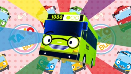 Wouldn't it be great l Tayo's Sing Along Show l Tayo the Little Bus