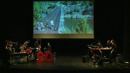 Cine-concert - Master class de composition musicale pour l'image - Christophe Heral