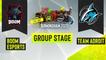 Dota2 - Team Adroit vs. BOOM Esports - Game 2 - ESL One Birmingham 2020 - Group Stage - SEA