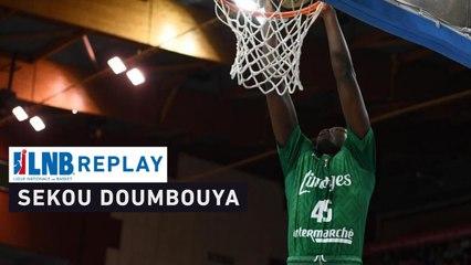 Replay - le derby Boulazac - Limoges avec Sekou Doumbouya !