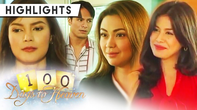 Miranda starts to make Jessica insecure of Sophia | 100 Days To Heaven