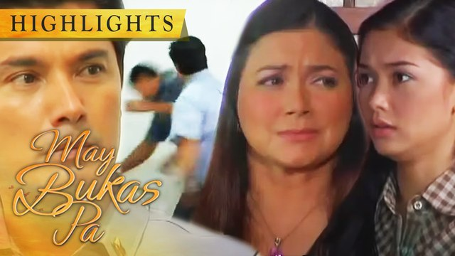 People of Bagong Pag-asa learn that Mario is Stella's real father | May Bukas Pa