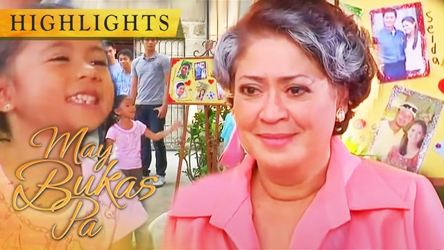 Joy makes a presentation for Doña Anita about Mario | May Bukas Pa