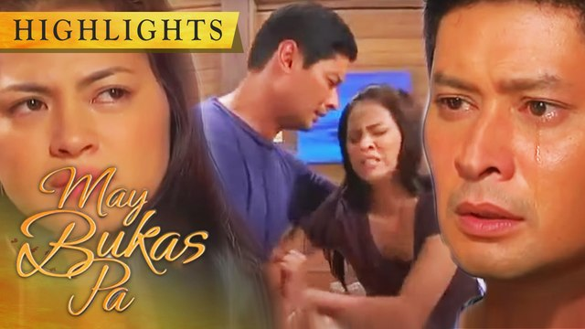 Mario confesses to Selda that he is Stella's real father | May Bukas Pa