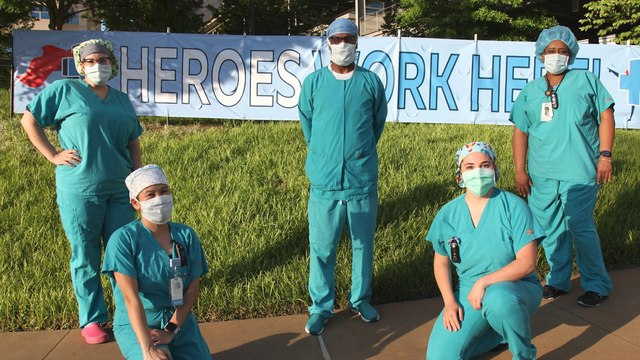 Music Student Honors Health Care Heroes With Music