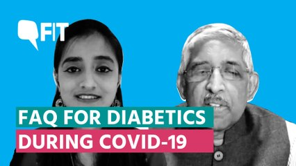 'With Uncontrolled Diabetes, You Have the Chances of a Worst Outcome of COVID-19:' Diabetologist Dr Mohan
