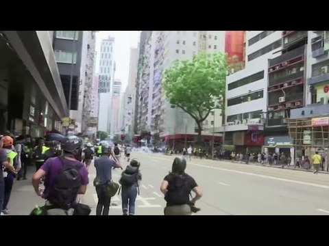 Hong Kong braces for more protests