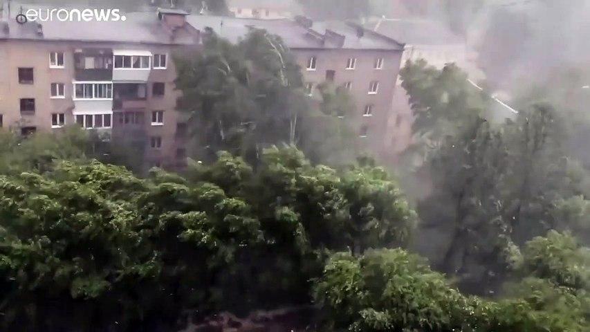 Ураган в Свердловской области_ 4 погибших | Hurricane in the Sverdlovsk region: 4 dead