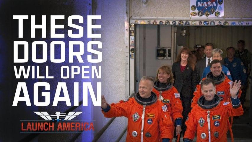 May 27, 2020: #LaunchAmerica