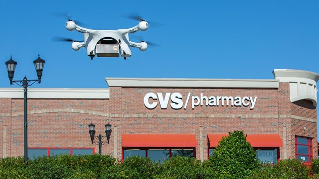 COVID-19 Has Accelerated Drone Deliveries