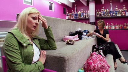 Dance Moms: Christi and Chloe Want to Go Home | Lifetime