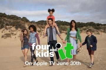 Four Kids And It Official Trailer (2020) Paula Patton, Matthew Goode Fantasy Movie