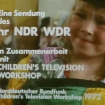 Sesamstrasse (Germany) - Start and end of the debut episode in HD!