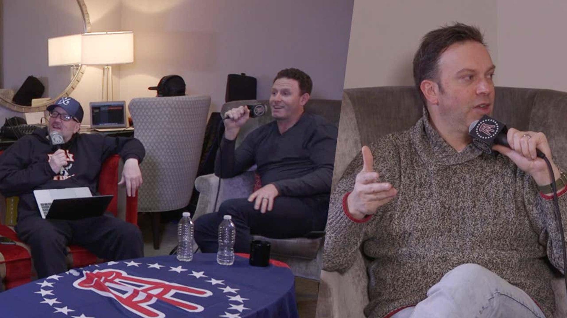 Spittin' Chiclets Interviews Elliotte Friedman - Full Interview