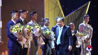 Nguyễn Quang Hải   Xứng đáng với danh hiệu Quả Bóng Bạc Việt Nam 2019   VFF Channel