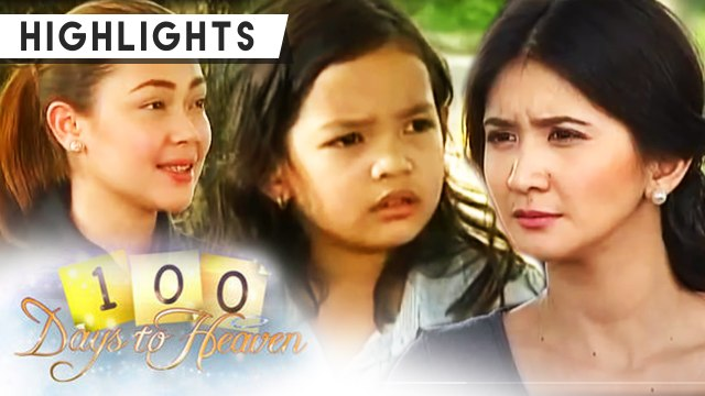 Anna sees Rachelle for the first time | 100 Days To Heaven