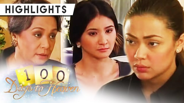 Sophia senses that Rachelle has a problem with her adoptive mother | 100 Days To Heaven