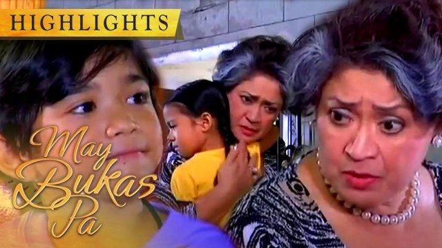Santino convinces Doña Anita to come in between Mario and Selda | May Bukas Pa