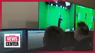 'Korea Immersive Studio', Asia's biggest volumetric video capture and creation facility, opens