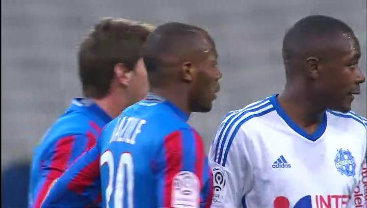 Le Replay du match Marseille 2-3 SMCaen (J27 2014/2015)
