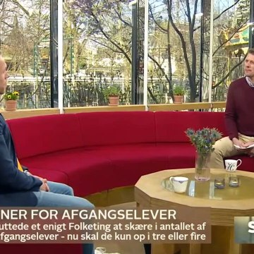 COVID-19; Utilfredshed om at skære i afgangseksaminer | Go Morgen Danmark | TV2 Danmark