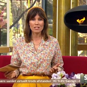 COVID-19; Isoleret grundet livsvigtig operation - familien samles virtuelt | Go Morgen Danmark | TV2 Danmark