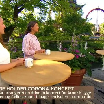 COVID-19; Fest og fællesskab til kronisk syge i corona-tiden | Go morgen Danmark | TV2 Danmark