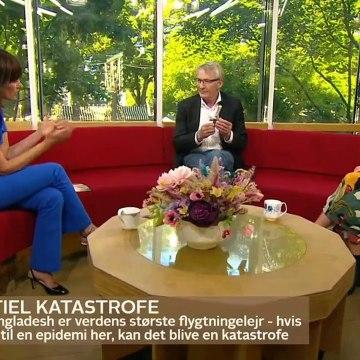 COVID-19; Dansk iltsystem kan redde flygtninge fra covid-19-katastrofe | Go morgen Danmark | TV2 Danmark