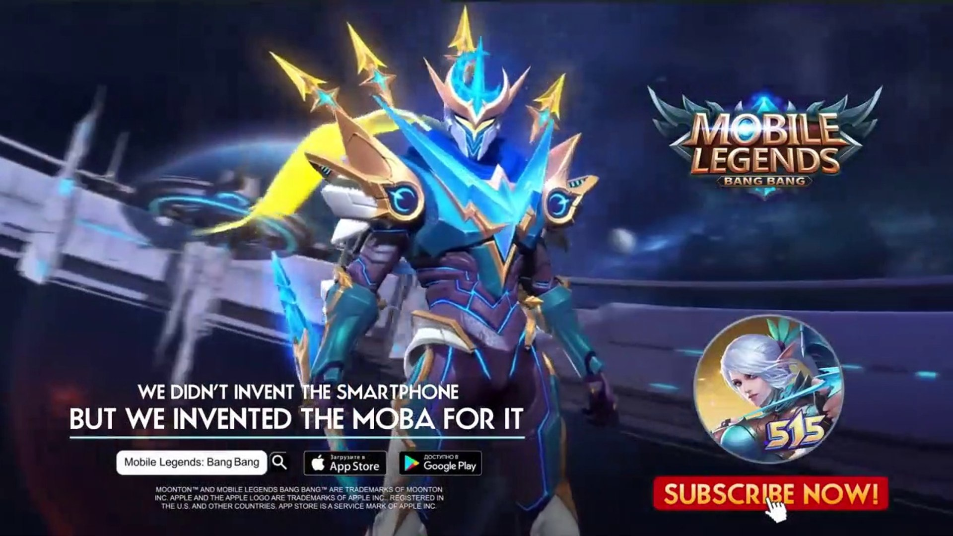 Gusion New Skin Cosmic Gleam Mobile Legends Bang Bang Video Dailymotion