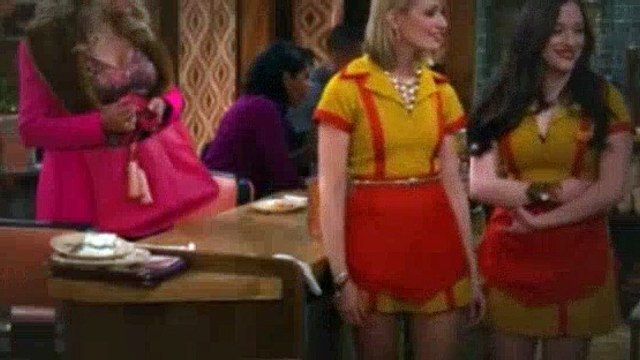 2 Broke Girls Season 5 Episode 17 And The Show And Don't Tell
