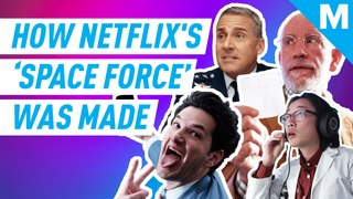 Netflix's 'Space Force' beats the real Space Force to the punch