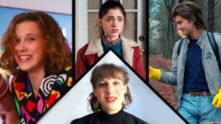Fashion Historian Fact Checks Stranger Thing's Wardrobe