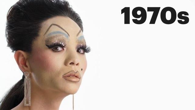 100 Years of Drag Makeup