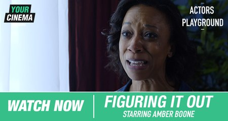 WATCH NOW: 'Figuring It Out' Starring Amber Boone! | Actors Playground