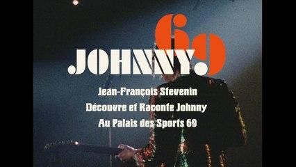 Johnny Hallyday - Les anecdotes du Palais des Sports 1969