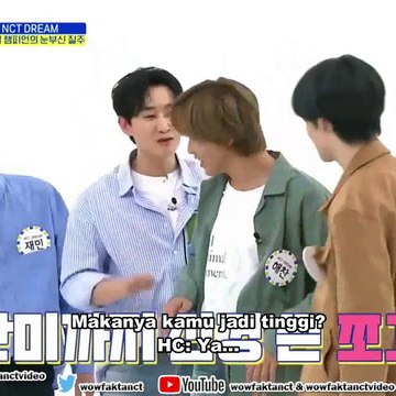 [INDO SUB] NCT DREAM Weekly Idol - Episode 460