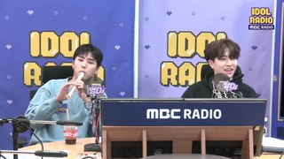 [IDOL RADIO] Young K giving quizzes~ 20200527