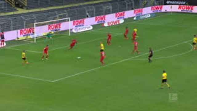 28e j. - La bonne opération du Bayern