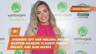 Megan Barton's Melons
