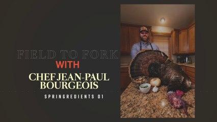 How to Cook Morel Mushroom and Wild Turkey Focaccia