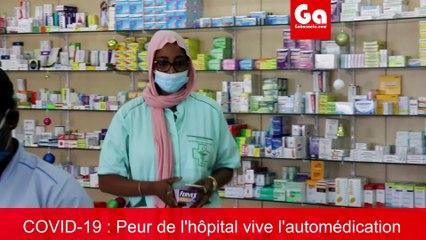 COVID-19 et la crainte des hôpitaux
